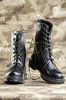 Берцы НАТО хром кожаные, фото 1