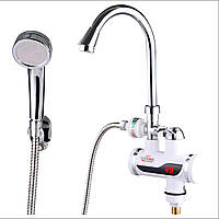 Кран водонагреватель электрический ZERIX ELW-08P