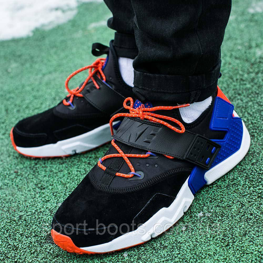 Оригинальные мужские кроссовки Nike Air Huarache Drift Premium -  Sport-Boots - Только оригинальные товары ff119fb985f