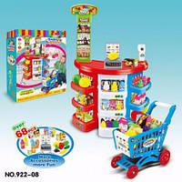 Детский магазин супермаркет 922-08, игровой набор.