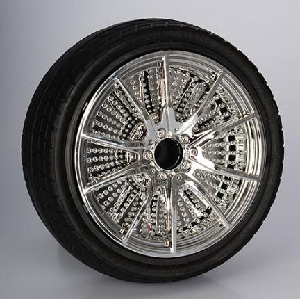 Переднє колесо EVA Foam до електромобілю дитячому М2760
