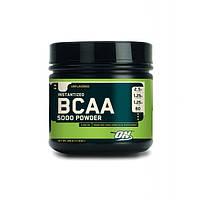 Optimum Nutrition, Бцаа Instantized BCAA 5000 Powder, 345 грамм