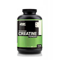 Optimum Nutrition, Креатин Creatine Powder Micronized, 600 грамм