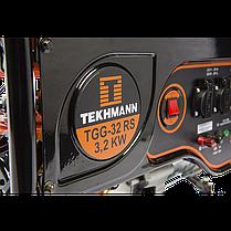 Бензиновый генератор TEKHMANN TGG-32RS (844110), фото 2