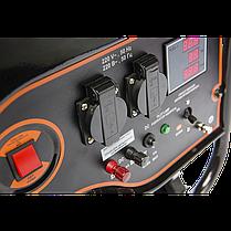 Бензиновый генератор TEKHMANN TGG-32RS (844110), фото 3