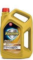 Моторное масло Texaco Havoline Pro DS V SAE 5W-30, 4 л, C3/C2, VW 507 00