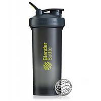 Blender Bottle, Спортивный шейкер BlenderBottle Pro45 Gray & Green, 1300 мл