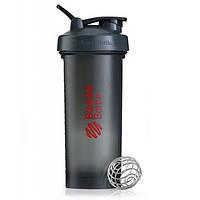 Blender Bottle, Спортивный шейкер BlenderBottle Pro45 Gray & Red, 1300 мл