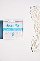 Постпилинговый тональный защитный крем Rose de Mer Post Peeling Cover Cream Christina 20 мл