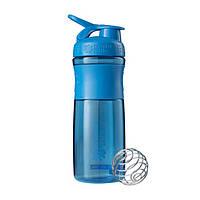 Blender Bottle, Спортивный шейкер-бутылка BlenderBottle SportMixer Cyan, 760 мл, фото 1