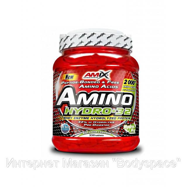Amix Nutrition, Амино Amino Hydro 32, 550 таблеток