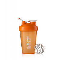 Blender Bottle, Спортивный шейкер BlenderBottle Classic Loop Orange, 500 мл