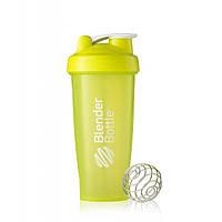 Blender Bottle, Спортивный шейкер BlenderBottle Classic Green, 760 мл