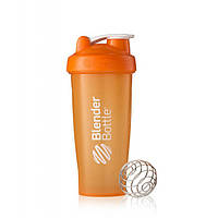 Blender Bottle, Спортивный шейкер BlenderBottle Classic Orange, 760 мл