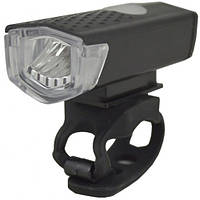 """LED Фара передняя """"Мини"""" для велосипеда со встроенным аккумулятором"""