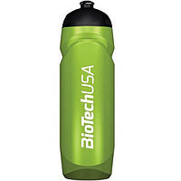 Biotech USA, Бутылка для воды Sports Water Bottle Green, 750 мл