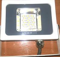 Прожектор светодиодный Videx 10W дневной свет ip65, фото 1