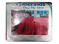 Набор вязаного постельного белья