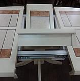 Стол обеденный раскладной T-14317 BM, фото 4