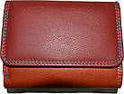 Женский кошелек из натуральной Rainbow кожи  Dr.Bond (10x12) , фото 2