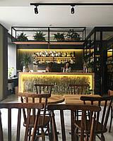Стеллажи и мебель для ресторанов