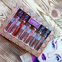Набор жидких матовых помад Tarteist Lip Paint Matte