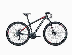 """Горный велосипед FOCUS WHISTLER 4.0 29"""" 17""""  Черный/Красный"""