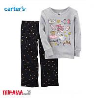 Пижама для девочки Carters, 5 лет