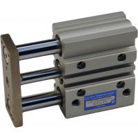 Цилиндр двухстороннего действия серии ПЦР1 Пневмоаппарат, фото 1