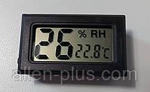 Термометр-гигрометр цифровой WSD -12A (без выносного датчика)