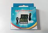Термометр цифровой DC-2 (с выносным датчиком), фото 8