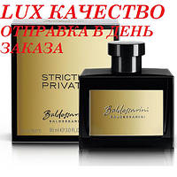 Туалетная вода для мужчин Strictly Private Baldessarini 90 мл