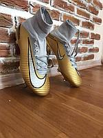 Бутсы Nike Mercurial Superfly CR7 V FG