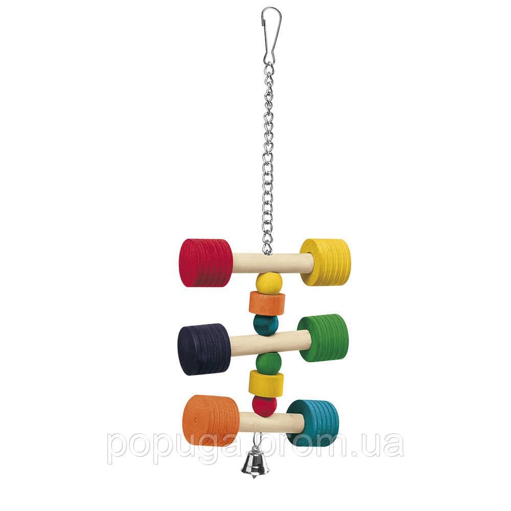 Деревянная игрушка для птиц, Ferplast PA 4091