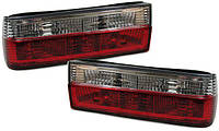 Задние фонари BMW E30 11.82-08.87 RED WHITE