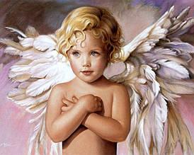 Картина за номерами Голубоокий ангеле