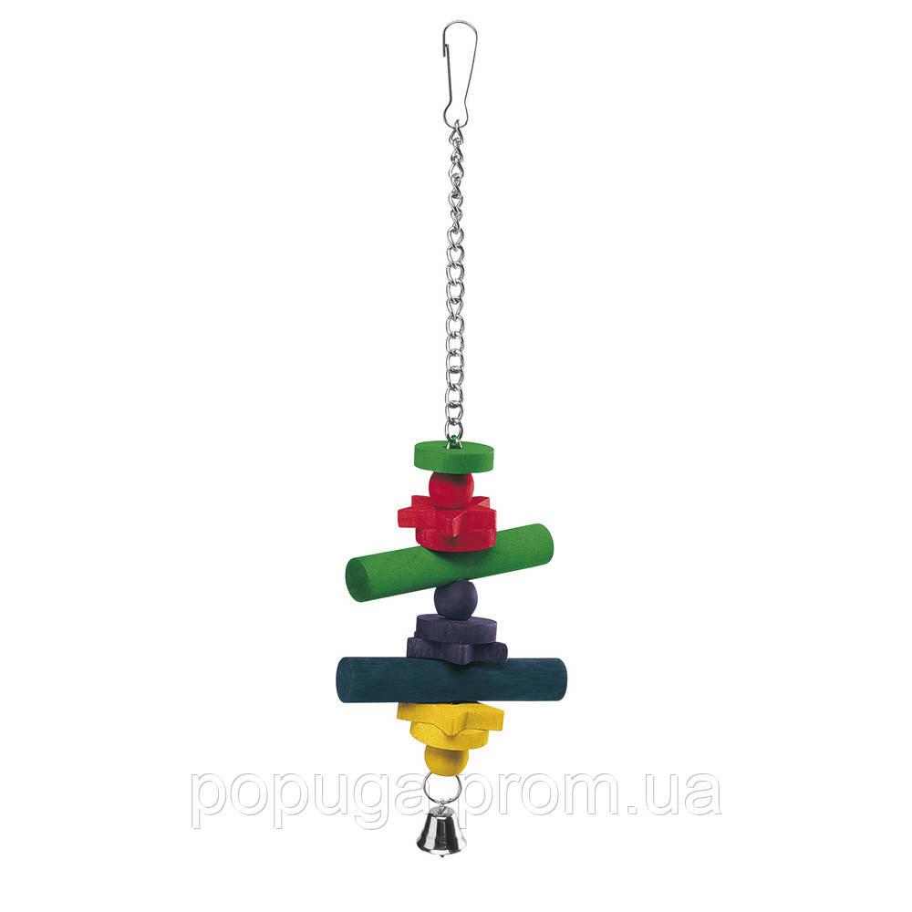 Деревянная игрушка для попугаев PA 4094 Ferplast