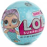 Кукла LOL 1-я серия 7 аксессуаров