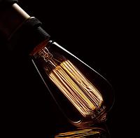 Лампа Эдисона 40Вт E27 2700K LM719, фото 1