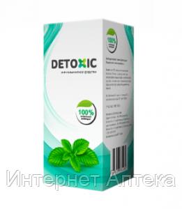Detoxic (Детоксик)  для комплексного очищения организма