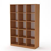 Шкаф Книжный КШ-3 Офисный Компанит