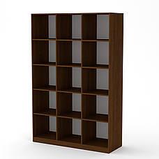Шкаф Книжный КШ-3 Офисный Компанит, фото 3