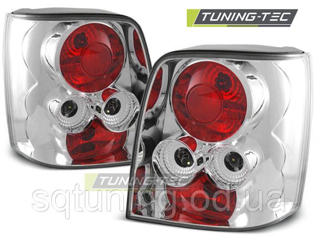 Задние фонари VW PASSAT B5 11.96-08.00 VARIANT CHROME