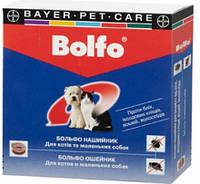 Ошейник Больфо 35 см от блох  для кошек