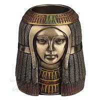 Коллекционная декоративная подставка для ручек Veronese Египтянка WU77055A4