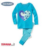 Пижама для девочки OLD NAVY, 5 лет