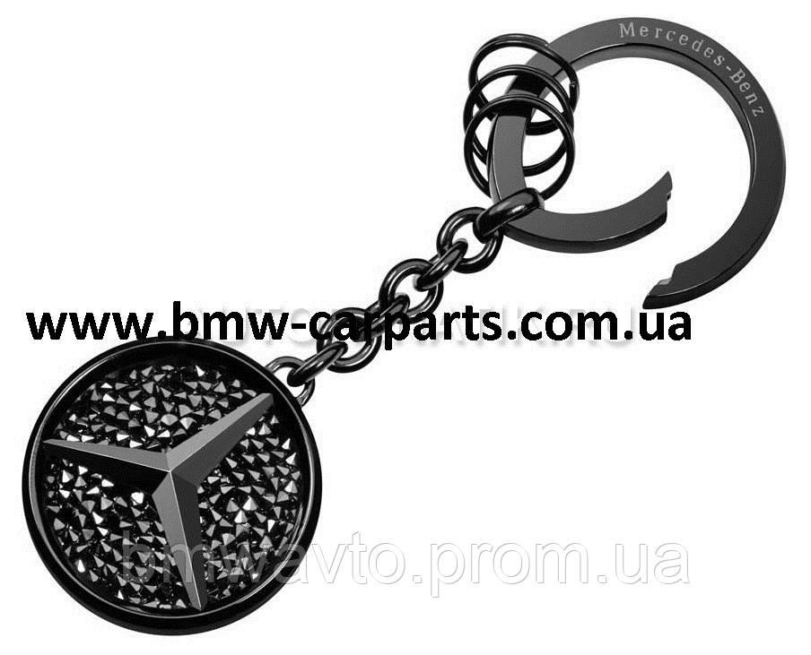 Брелок для ключей Mercedes-Benz Key Ring, Saint-Tropez, Black Edition