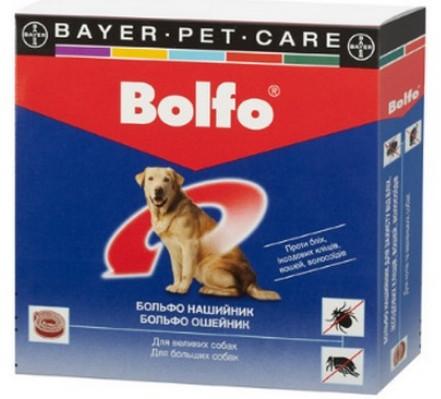 Ошейник Больфо 65 см от блох  для собак