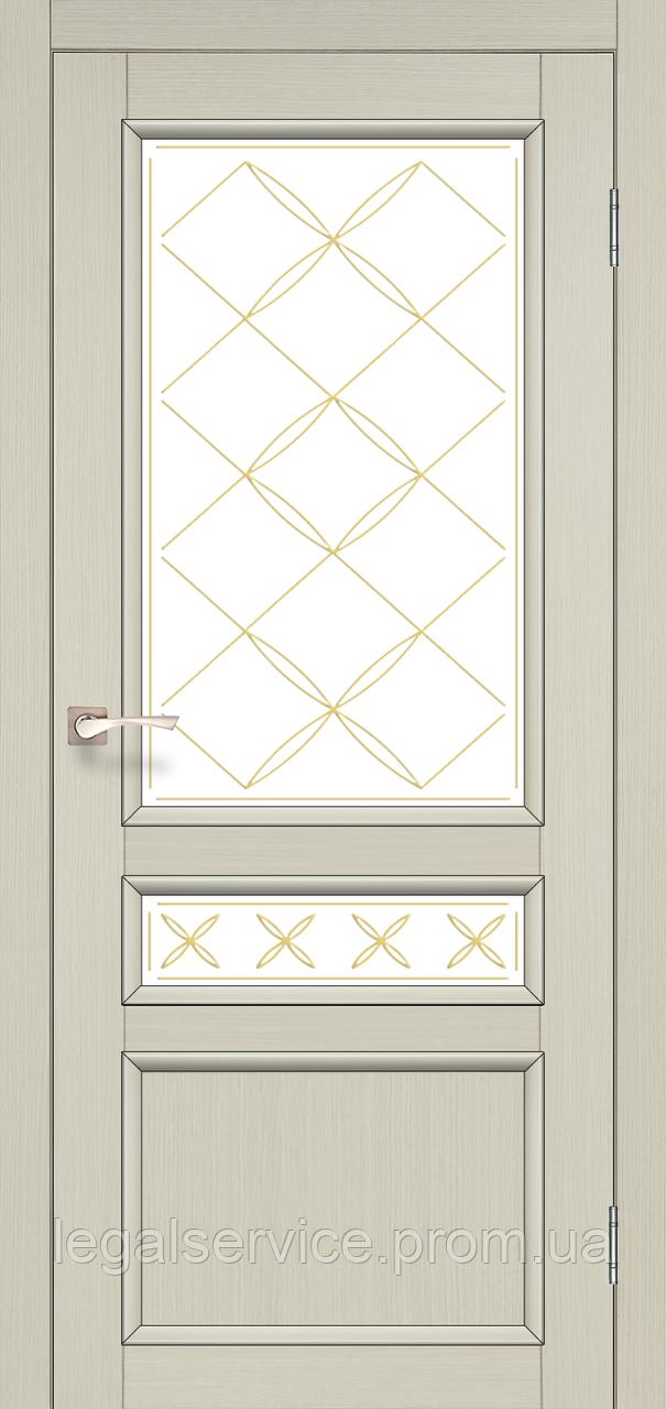 Дверне полотно Korfad CL-05