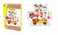 Пазлы same toy puzzle art fire serias 215 эл. 5991-3ut